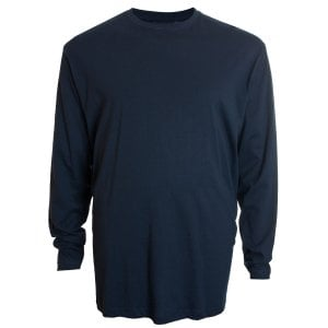 Espionage Kingsize T015 Long Sleeve T-Shirt Navy