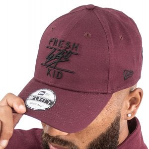 Fresh Ego Kid Polo Cap Maroon