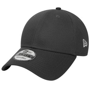 New Era Flag 9Forty Cap Charcoal