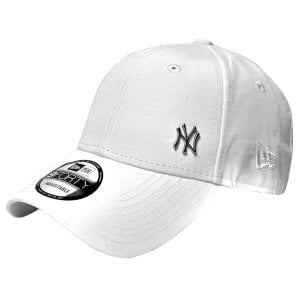 New Era MLB Flawless Logo 9Forty Cap White