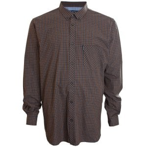 Ben Sherman Kingzize 53097 Check L/S Shirt Mustard