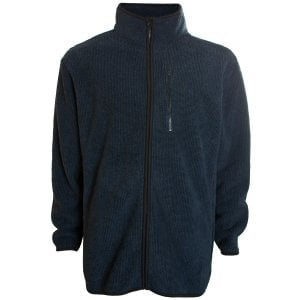 Espionage Kingsize FL024 Sherpa Fleece Black/Blue