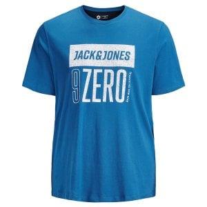 Jack & Jones Plus Size Core Vincents T-Shirt Classic Blue