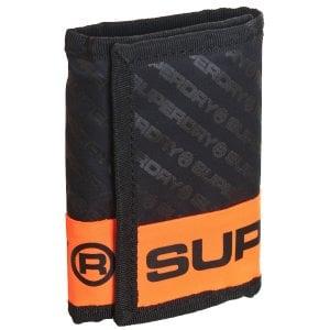 Superdry Hamilton Wallet Black