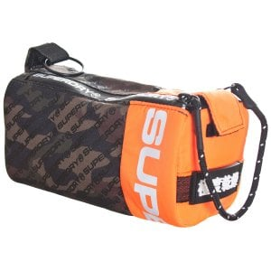 Superdry Hamilton Pencil Case Camo/Orange