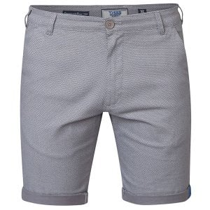 D555 Kingsize Calvin Shorts Grey