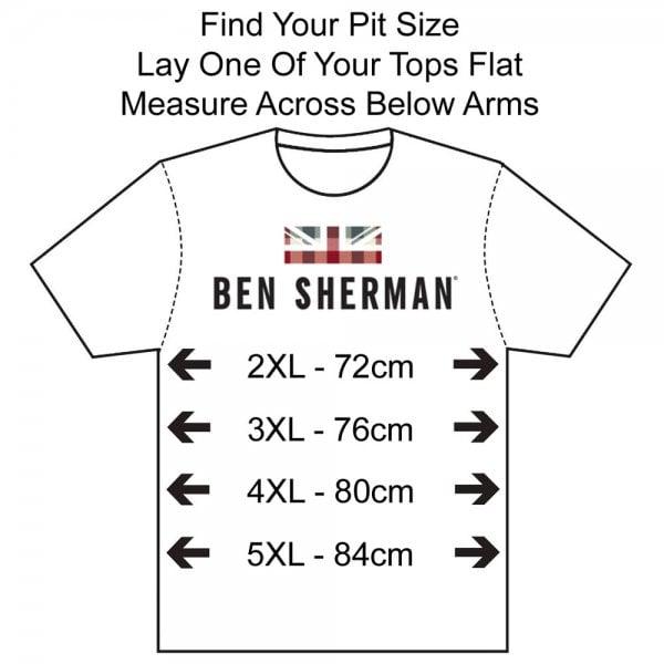Darse prisa puesto linda  Ben Sherman Headlamp T-Shirt | Bigboys