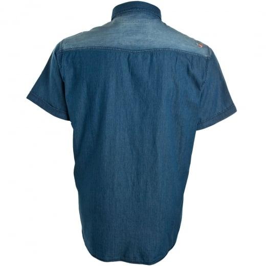 1a6b5fcd4f5b75 D555 by Duke Kingsize Big Mens Large Gilbert SS Shirt Vintage (2XL-6XL)