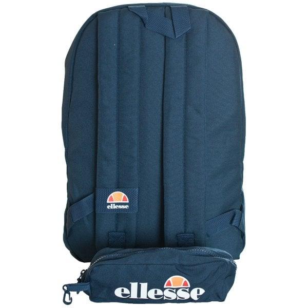 28b517b8 Ellesse Rolby Backpack & Pencil Case Navy