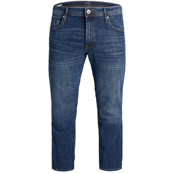 "Big Men/'s Jack /& Jones Kingsize Tim Original 814 Slim Jeans Blue 44-54/"""