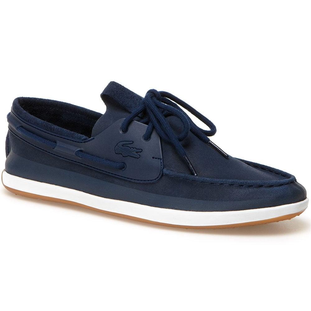 Lacoste Landsailing Boat Shoes | Bigboys